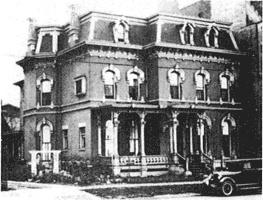 ローエハウス(オハイオ州クリーブランド 19世紀中半)