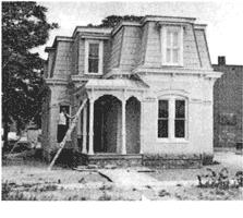 ナイトハウス(コロラド州デンパー 1885年)